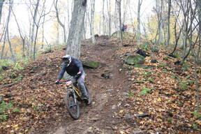 Photo of Nathan REED (east) at Plattekill
