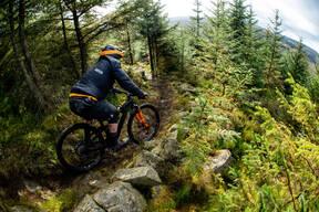 Photo of Richard RAE (mas) at Kielder Forest