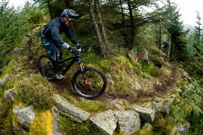 Photo of Jim HOLLAND at Kielder Forest