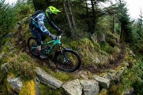 Photo of Michael LEANEY at Kielder Forest