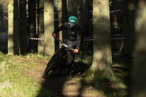 Photo of Nigel DUNNE (vet) at Kielder Forest