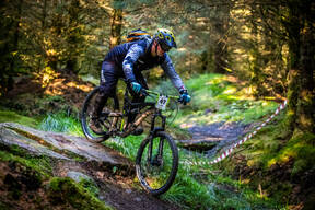Photo of Stephen OATES at Kielder Forest