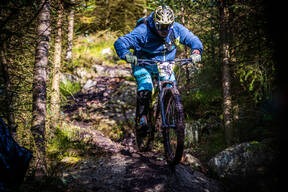 Photo of Philip OATES at Kielder Forest