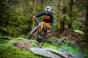 Photo of David USHER at Kielder Forest