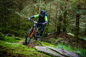 Photo of Gary CLAPTON at Kielder Forest