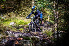 Photo of Zacharias ROBSON at Kielder Forest