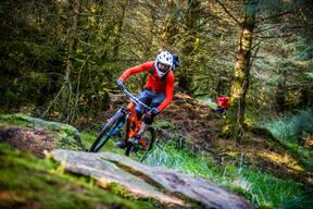 Photo of Gavin WHYTE at Kielder Forest