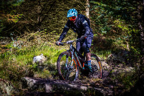 Photo of Rich HOLLAND at Kielder Forest