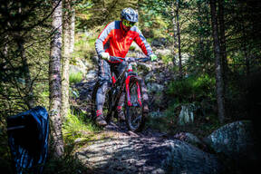 Photo of Kevin MCGEE at Kielder Forest