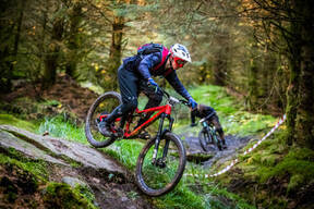 Photo of Liam CLEMENT at Kielder Forest