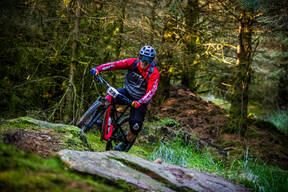 Photo of Alun MORLEY at Kielder Forest