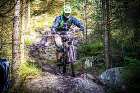 Photo of James MITCHELL (jun) at Kielder Forest
