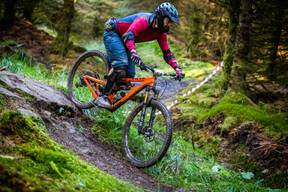 Photo of Jonathan DOWSON at Kielder Forest