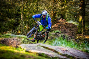 Photo of Ivan MILNER at Kielder Forest