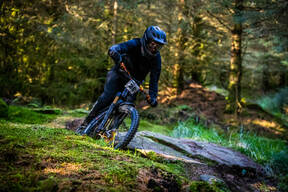 Photo of Cameron PATTERSON at Kielder Forest
