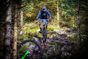 Photo of Owen GARDNER at Kielder Forest