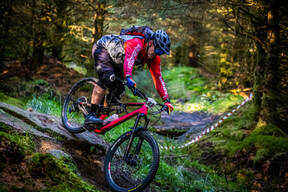 Photo of Alun MORLEY at Kielder Forest