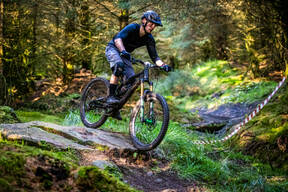 Photo of Dalton BELL at Kielder Forest