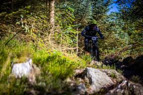 Photo of Andrew GRAHAM (sen) at Kielder Forest