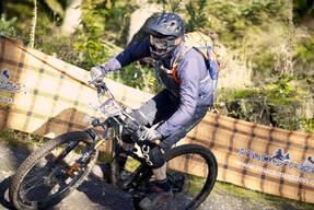 Photo of Justin HILL at Perth