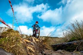 Photo of Rider 19 at Kielder Forest