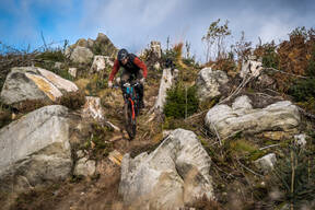 Photo of Sean LUKE at Kielder Forest