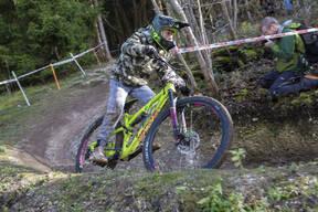 Photo of Gabriel MANDESCU at Tidworth