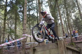 Photo of Ebony WEBBER at Tidworth