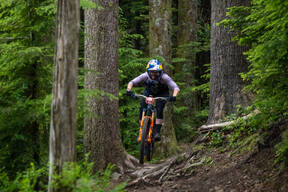 Photo of Jill KINTNER at Tiger Mountain, WA