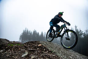 Photo of Stuart LILLIS at Llandegla