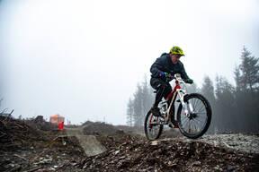 Photo of David ROBERTS at Llandegla