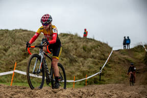 Photo of Amy CANTELO at Pembrey Country Park
