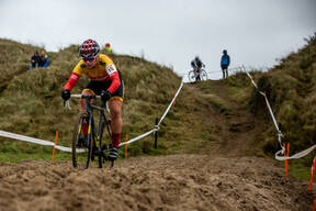 Photo of Amy PERRYMAN at Pembrey Country Park