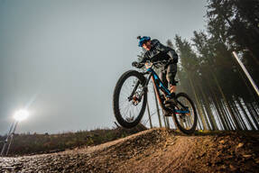 Photo of Luke HOGAN at Llandegla