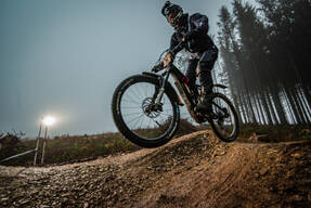Photo of Stephen WALMSLEY at Llandegla
