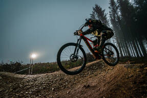 Photo of Craig TIMMINS at Llandegla