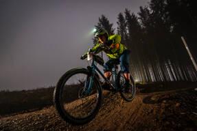 Photo of Chris HUDSON at Llandegla