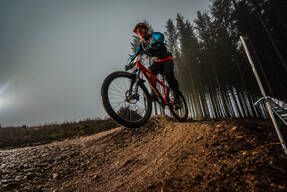 Photo of Stuart SEDDON at Llandegla
