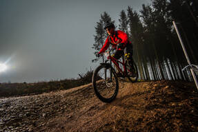 Photo of Aiden WRIGHT at Llandegla