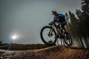Photo of Brad DEAN at Llandegla
