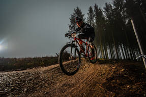Photo of Chris JAMES (mas2) at Llandegla