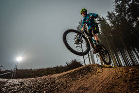 Photo of Rider 14 at Llandegla