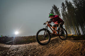 Photo of Sean CORFE at Llandegla