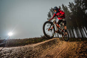 Photo of Joe WILLOUGHBY at Llandegla