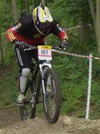 Photo of Andy POPE at Checkendon