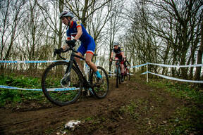 Photo of Amelia CEBAK at Shrewsbury Sports Village
