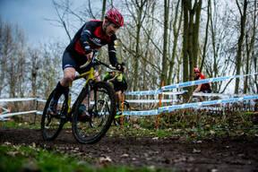 Photo of Clifford FEATHERSTONE at Shrewsbury Sports Village