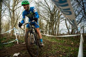 Photo of Chris HUTCHINGS at Shrewsbury Sports Village