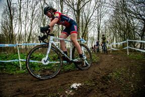 Photo of Carys LLOYD at Shrewsbury Sports Village
