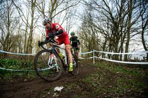 Photo of Timothy DAVIES at Shrewsbury Sports Village